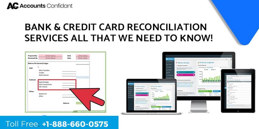 Bank account reconciliation