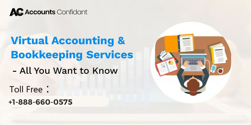 Virtual Accounting & Bookkeeping Services
