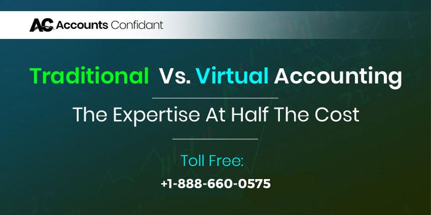 Traditional Vs Virtual Accounting