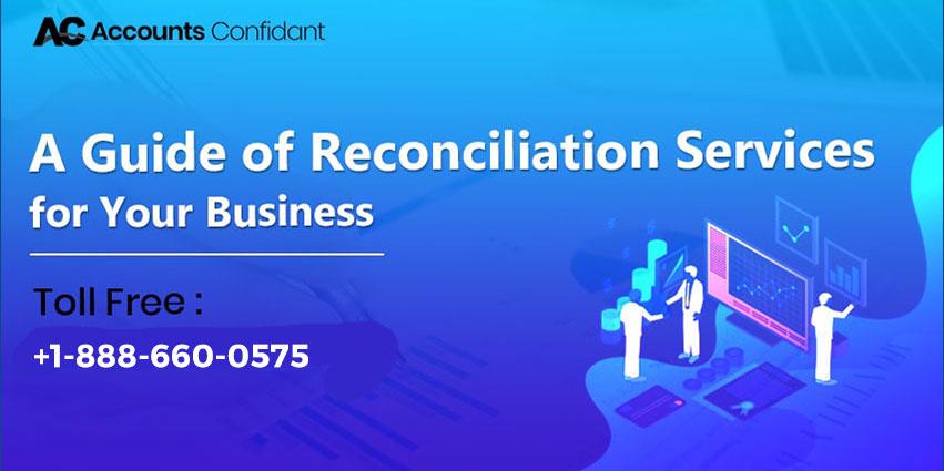 Account Reconciliation services