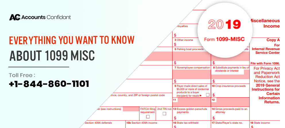 1099 MISC Form
