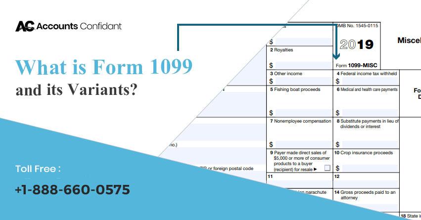 1099 Form 2019