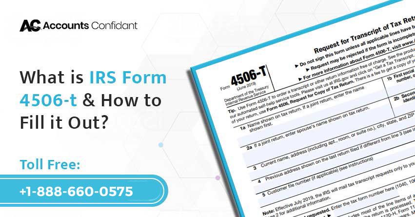 IRS Form 4506