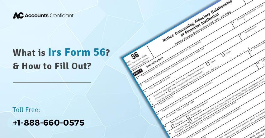 IRS Form 56