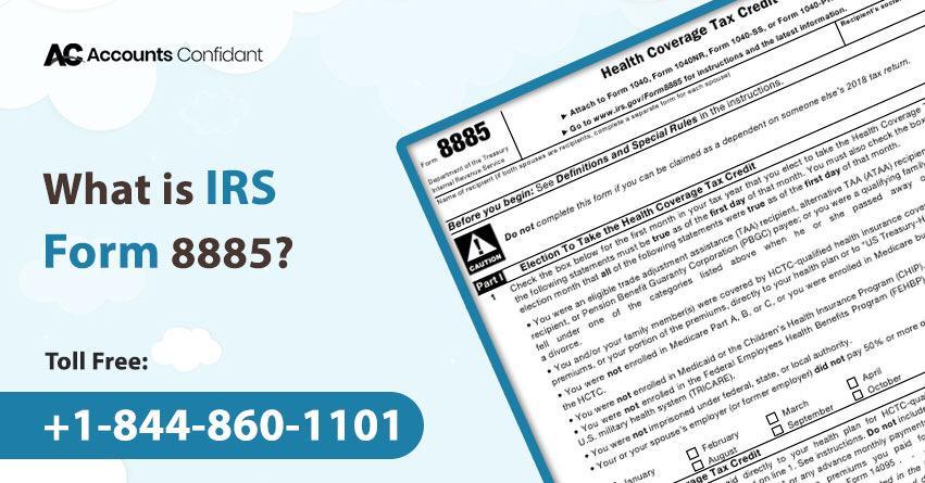IRS Form 8885