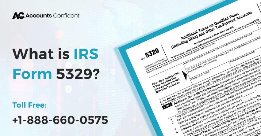 IRS Form 5329