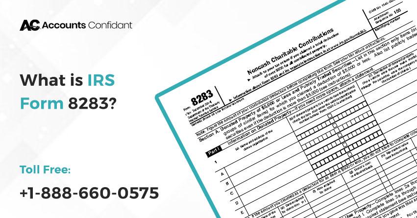 IRS Form 8283